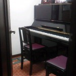 ピアノレッスン室大改造計画